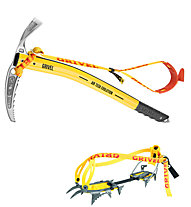 Grivel Set Monte Bianco: Air Tech New Matic + Air Tech Evolution