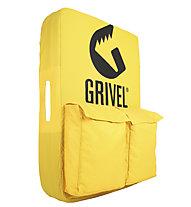 Grivel Crash Cover - cover per crashpad, Yellow