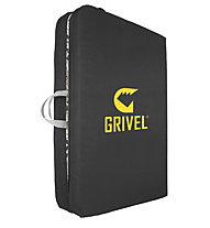 Grivel Crash Pad, Grey/Black