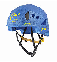 Grivel Duetto - casco arrampicata, Blue