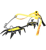 Grivel G12 Cramp-O-Matic, Black/Yellow