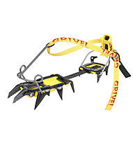 Grivel G14 Cramp-o-Matic - ramponi per ghiaccio, Yellow