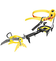 Grivel G20 Plus Cramp-o-matic - Steigeisen, Yellow/Black