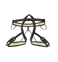 Grivel Mistral - Klettergurt, Black/Yellow