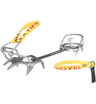Grivel Skirace Ski Matic 2.0 - ramponi, Silver/Yellow