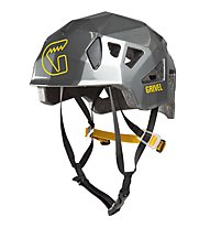 Grivel Stealth - casco arrampicata, Titanium
