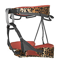 Grivel Trend Leopard - Klettergurt, Orange/Grey