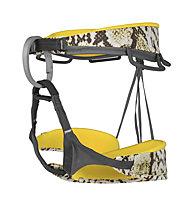 Grivel Trend Python - Klettergurt, Yellow/Light Grey