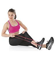 Gymstick Mini Power Band - Trainingsbänder, Red