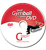 Gymstick Oval Gymball with DVD - Palla fitness