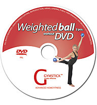 Gymstick Weight Ball 2 pcs with DVD