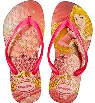 Havaianas Havaianas Kids Infradito Bambini, Princess (Pink)