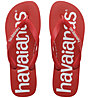 Havaianas Top Logomania - infradito, Red