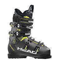 Head Advant Edge 75 - Skischuhe - Herren, Black/Yellow