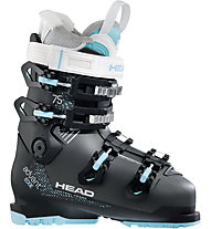 Head Advant Edge 75W - Skischuh All Mountain - Damen, Black/Light Blue