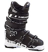 Head Challenger 120 - Skischuhe - Herren, Black/White
