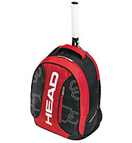 Head Elite Backpack - Zaini, Black/Red/White