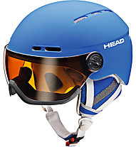 Head Knight - Skihelm, Blue