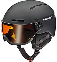 Head Knight - Skihelm, Black