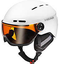 Head Knight Pro - casco sci, White