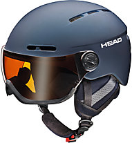 Head Knight Pro - casco sci, Blue