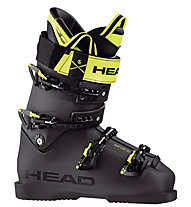 Head Raptor 120S Pro - scarponi sci alpino race, Dark Grey/Yellow