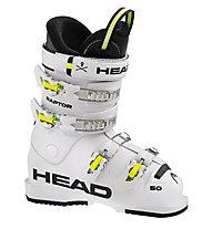 Head Raptor 50 - Skischuhe - Kinder, White