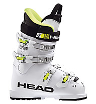 Head Raptor 60 - Skischuh - Kinder, White/Yellow
