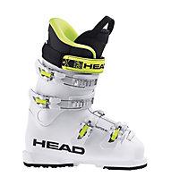 Head Raptor 60 - Skischuh - Kinder, White/Yellow/Black