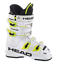 Head Raptor 70 - Kinder-Skischuhe, Black/White/Green