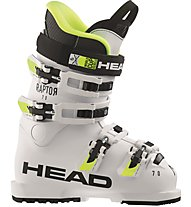 Head Raptor 70 RS - Skischuh - Kinder, White/Yellow/Black