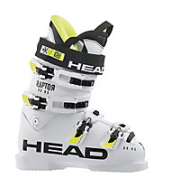 Head Raptor 80 RS - Skischuh - Kinder, White/Yellow