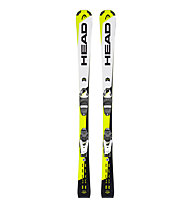 Head Supershape Team SLR 2 + SLR 7,5 - sci alpino - bambino