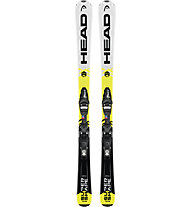 Head Supershape Team SLR II + SX 7,5 AC - All Mountain Ski - Kinder
