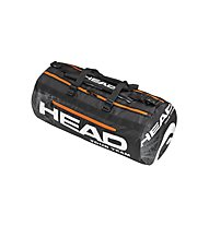 Head Tour Team Duffle - Tennistasche, Black/Orange