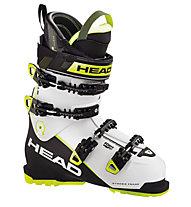 Head Vector Evo ST - Skischuh, White/Black/Yellow