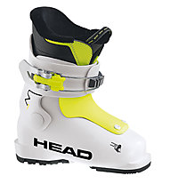 Head Z1 - Kinderskischuhe, White/Yellow