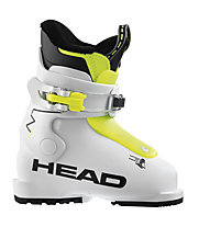 Head Z1 - Skischuhe - Kinder, White/Yellow/Black