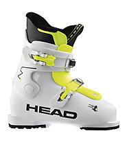 Head Z2 - scarpone sci alpino - bambino, White/Yellow/Black