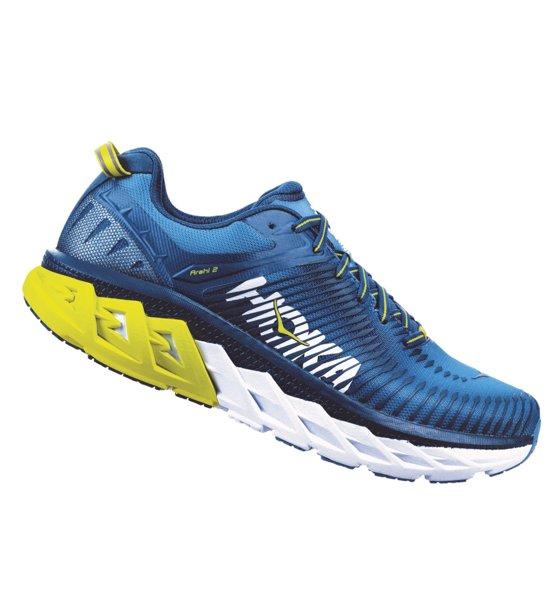 Hoka Arahi 2 - scarpe running stabili - uomo  f292c4b8d80