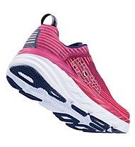 Hoka One One Bondi 6 W - Laufschuhe Neutral - Damen, Pink