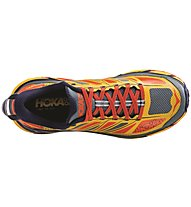 Hoka One One Mafate Speed 2 - Laufschuh Trail Running - Herren, Yellow/Red