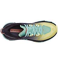 Hoka One One Mafate Speed 3 - Trailrunningschuh - Damen, Blue/Yellow/Green