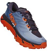 Hoka One One Mafate Speed 3 - Trailrunningschuh - Herren, Blue/Orange