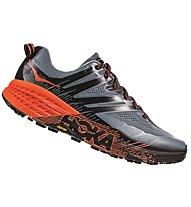 Hoka One One Speedgoat 3 - scarpe trail running - uomo, Black/Grey