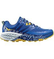 Hoka One One Speedgoat 3 - scarpe trail running - donna, Blue