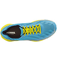 Hoka Torrent - Trailrunningschuhe - Herren, Blue/Yellow
