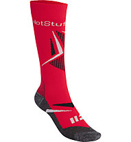 Hot Stuff All Round 2 Pack - Skisocken - Herren, Red