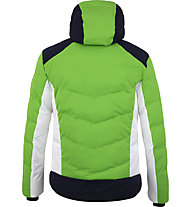 Hot Stuff Antelao - Skijacke - Herren, Green/Black/White