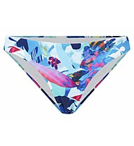 Hot Stuff  Aqua Flower - slip costume - donna , Blue/Pink